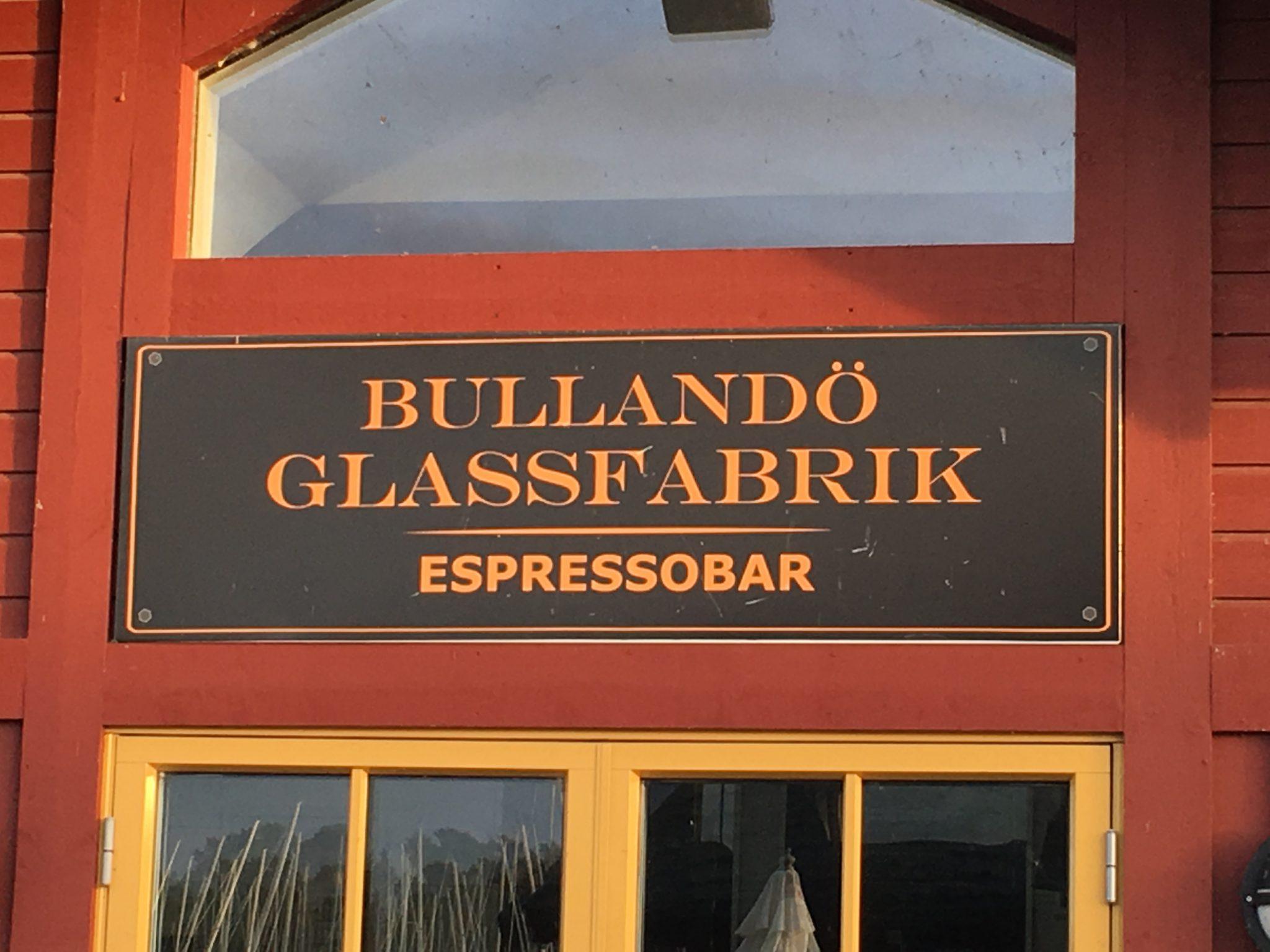 Bullandö Glassfabrik 2