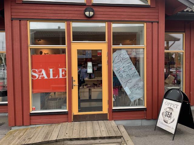 Utförsäljning Sealife