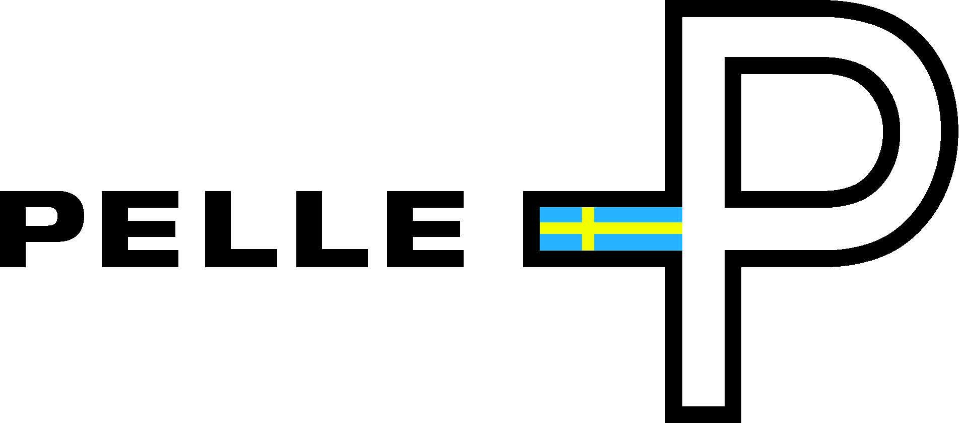 Pelle P_logo_black_horizontal